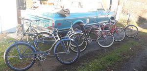 Vintage bikes for sale! for Sale in Spokane, WA