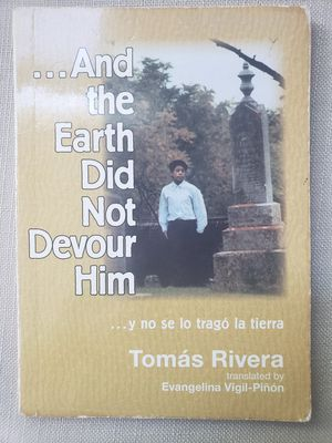 ...And the Earth Did Not Devour Him for Sale in Richland, WA