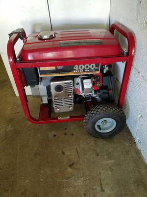 Generaic 4000 7.8 Generator for Sale in Dallastown, PA