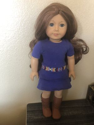 American Girl Saige Doll -retired for Sale in San Francisco, CA