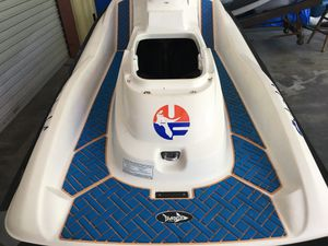 Seadoo gti 97 hull clean title plus other parts no motor for Sale in Orlando, FL