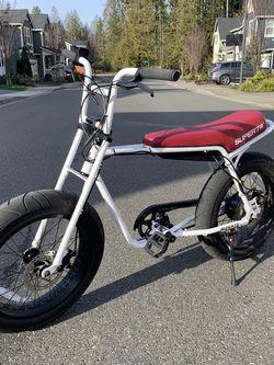 Super 73 E-Bike for Sale in Sammamish,  WA