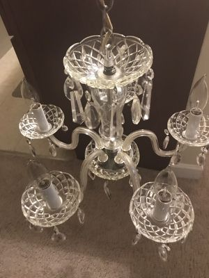 Beautiful little chandelier! Approx. 16 x 16 in excellent condition! for Sale in Lincolnia, VA