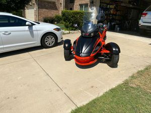 2012 Can Am Spyder RSS for Sale in McKinney, TX