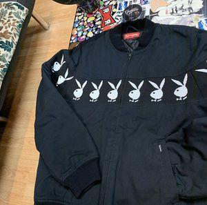 "Supreme ""playboy"" jacket for Sale in Alameda, CA"