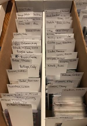 Baseball cards collection for Sale in Cincinnati, OH
