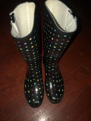 Raining boots for sale for Sale in Hampton, VA