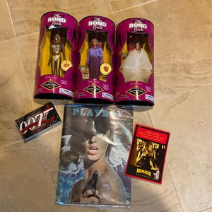 Women Of Bond Collectibles for Sale in Reston, VA