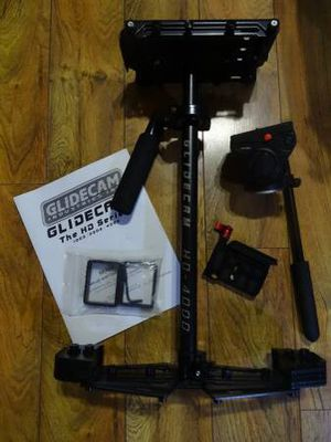 Glidecam HD-4000 with Manfrotto Head and Zacuto Z-GRB Gorilla Baseplate for Sale in South Lake Tahoe, CA