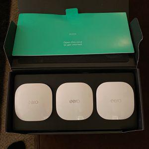 Eero Mesh WiFi System for Sale in Renton, WA
