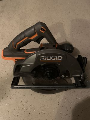 Ridgid saw tool only for Sale in Casa Grande, AZ