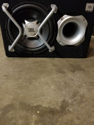 JBL® GT-BassPro12 powered subwoofer for Sale in Wheat Ridge, CO