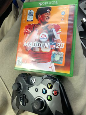 MADDEN NFL 20 Basically new DELIVERY for Sale in Stanton, CA