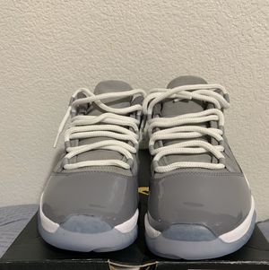 Air Jordan 11 Cool Greys grey Low 528895-003 NEW for Sale in San Leandro, CA