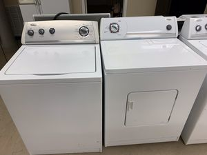 Whirlpool washer set for Sale in Memphis, TN