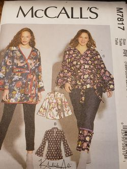 McCall's M7817 Misses Sewing Pattern for Sale in Sanford,  FL