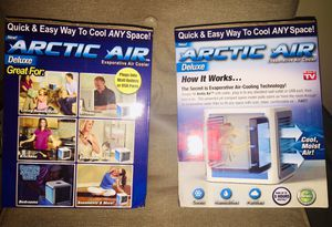 Arctic Air portable air conditioners. for Sale in Henderson, NV