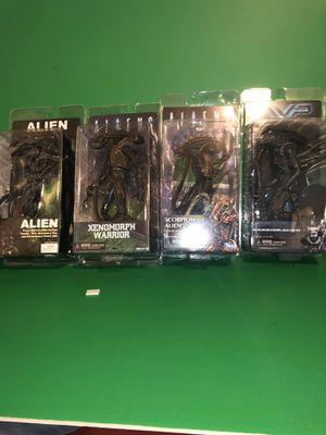 Alien Action Figures for Sale in Long Beach, CA