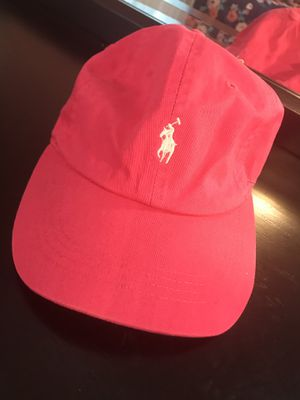 Pink polo hat for Sale in Dumfries, VA