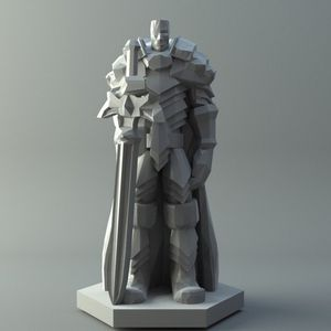 D&D 3D printed supports still on for Sale in Portland, OR