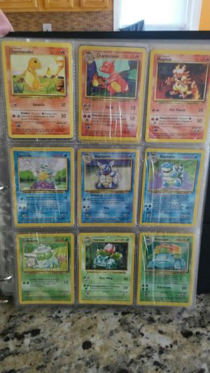 Collectibles very valuable Pokemon playing cards mint condition for Sale in Philadelphia, PA