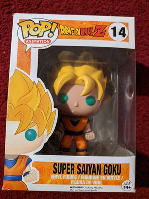 Super Saiyan Goku Pop 14 for Sale in The Bronx, NY