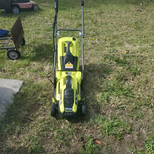 electric mower new for Sale in Fontana, CA