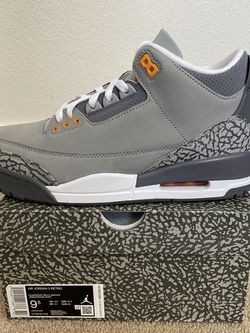 Air Jordan 3 Cool Grey Size 9.5 for Sale in Brentwood,  CA