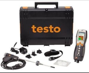 Testo 330-1 Flue Gas Combustion Analyzer Kit for Sale in Federal Way, WA