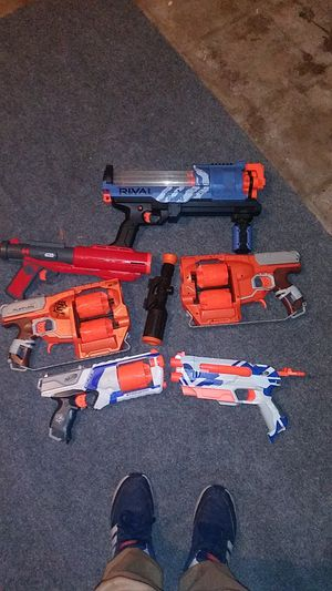 Nerf guns for Sale in Yukon, OK