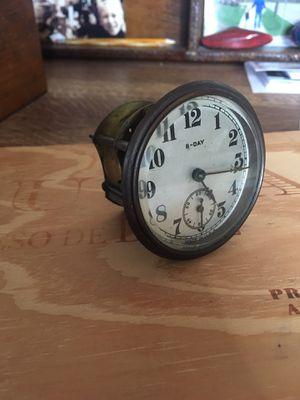 1920's Car Clock Antique for Sale in Northville, MI
