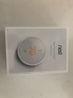 Brand New! Nest Thermostat E for Sale in Washington, DC
