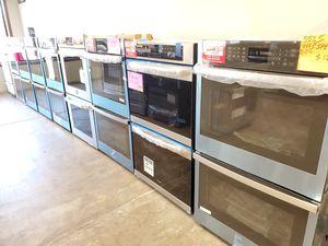 Brand New Appliances SCRATCH N DENT/ 1-Year Warranty for Sale in Kennewick, WA