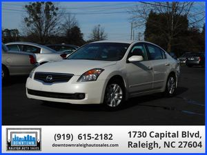 2009 Nissan Altima for Sale in Raleigh, NC