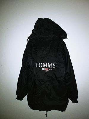 Tommy sports Tommy Hilfiger bootleg vintage jacket for Sale in North Las Vegas, NV