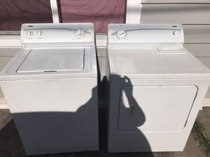 Kenmore Washer and Dryer for Sale in Hillsboro, OR
