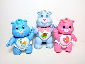 Vintage Care Bear Figures Toys for Sale in Dallas, TX