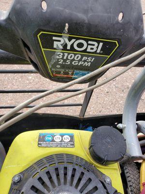 Ryobi pressure washer 3100psi, Honda motor for Sale in Lakeside, AZ