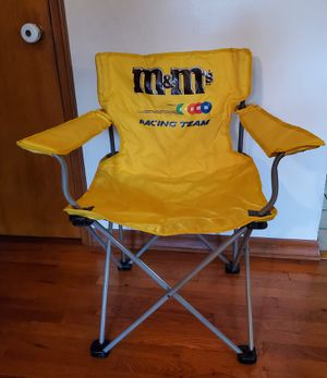 M&M Racing Camping Chair for Sale in Halifax, PA