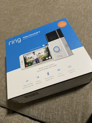 Ring video Doorbell 2 for Sale in Houston, TX