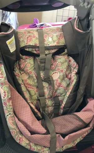 Matching stroller car seat for Sale in Lawton, OK