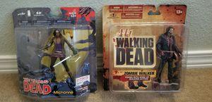 McFarlane Walking Dead Action Figures for Sale in Wilsonville, OR