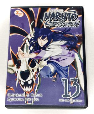"NARUTO ""Shippuden"" DVD Box Set #13 - NEW for Sale in Alamogordo, NM"