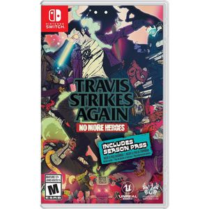 Travis Strikes Again: No More Heroes (Nintendo Switch, 2019) for Sale in Ballwin, MO