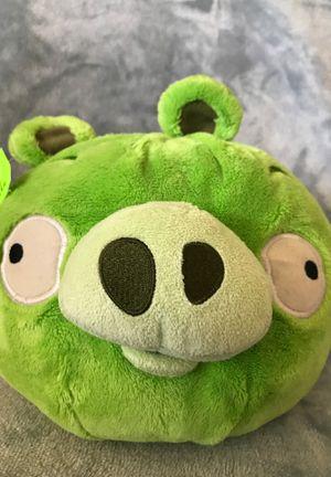 "7"" Angry Birds stuffed animal. $7 for Sale in Menifee, CA"
