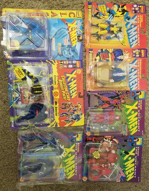 (Or Best Offer) Marvel Comics - The Uncanny X-Men 5 Inch Action Figure Collectibles for Sale in Fresno, CA