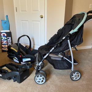Graco Snugride30 Car seat and Stroller for Sale in Alpharetta, GA