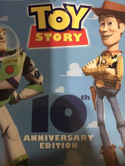 Toy Story Movie Dvd for Sale in Elma,  WA