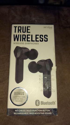 Vibe wireless Bluetooth headphones for Sale in Charleston, WV