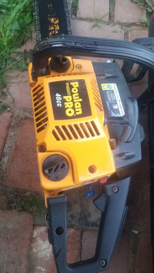 Poulan Pro chainsaw for Sale in Inglewood, CA